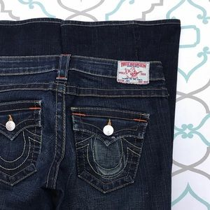 """💙👖AWESOME EEUC TRUE RELIGION JEANS👖💙26 1/2 32"""""""